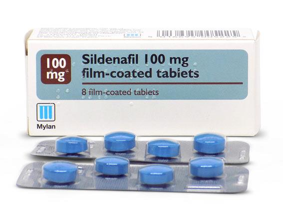 Sildenafil Pills by a Generics Company