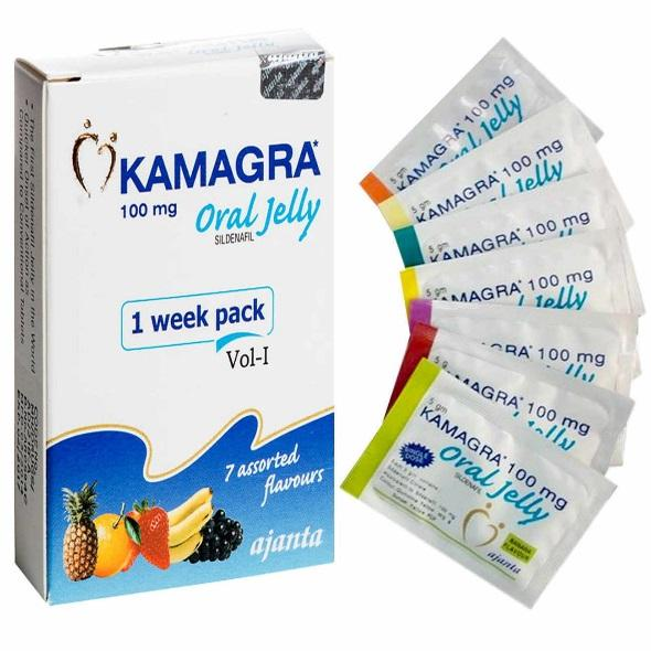 Innovatively New Kamagra Oral Jellies are Now Available
